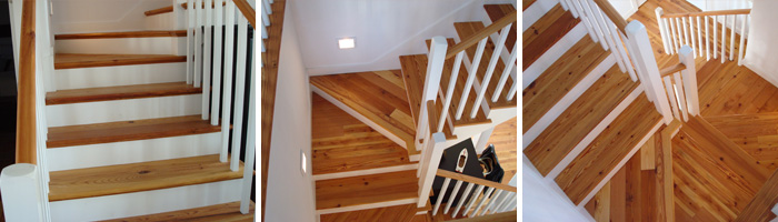 outer banks custom stairs