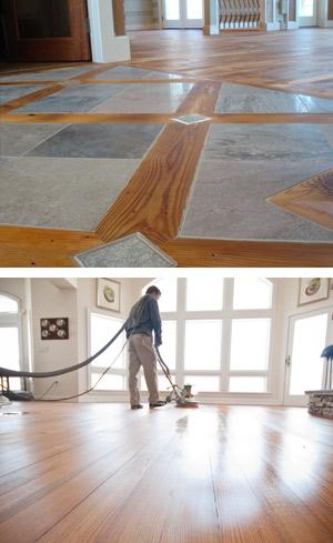 hardwood refinishing remodeling custom design repair